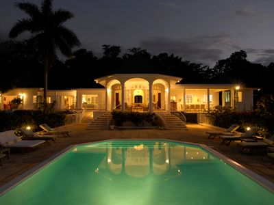 Photo for Nutmeg - Ideal for Couples and Families, Beautiful Pool and Beach