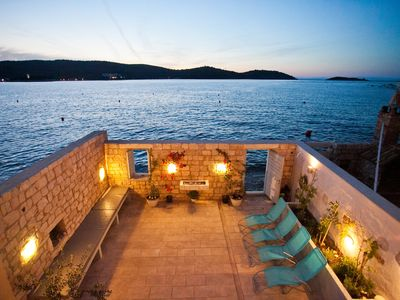 Photo for Villa 246 m from the center of Vis with Internet, Air conditioning, Garden, Balcony (992660)