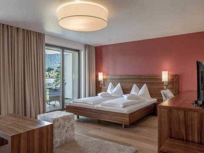Photo for Junior suite with private aromatic steam bath - Seehotel-Restaurant Lackner ****