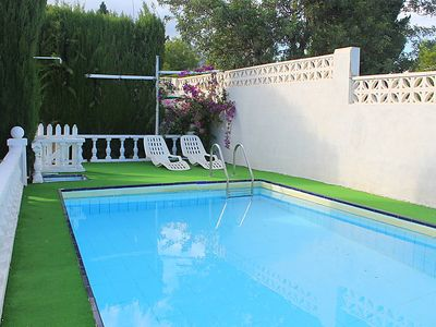 Photo for Vacation home Bruselas, 3  in La Nucia, Costa Blanca - 6 persons, 3 bedrooms