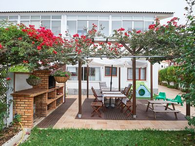 Photo for BEIJA-FLOR HOUSE, the Ideal Home For Family Holidays On The Beach And Nature