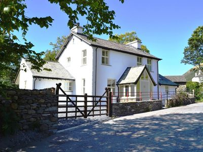 Photo for 3 bedroom property in Grasmere and the Langdale Valley. Pet friendly.