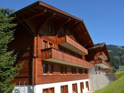 Photo for Apartment Henry (2. Stock)  in Schönried, Bernese Oberland - 12 persons, 6 bedrooms