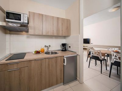 Photo for Apartment Katoro in Umag - 5 persons, 1 bedrooms