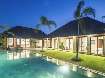Photo for Contemporary tropical living, Seminyak