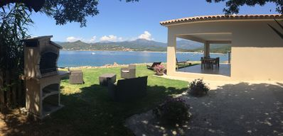 Photo for Villa Foot In Water a little paradise 10 meters from the sea