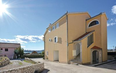 Photo for One bedroom apartment with balcony and sea view Solin (Split)