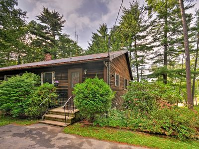 Photo for Spacious Waterfront Home on Androscoggin Lake!