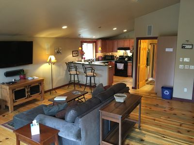 Photo for Apartment next to National Forest