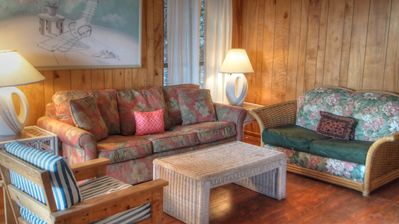 Photo for Rustic 5 Bedroom with Private Pool and views of the Gulf of Mexico
