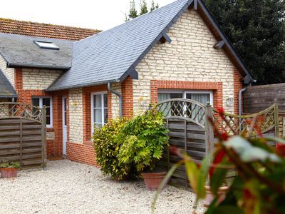 Photo for 2BR House Vacation Rental in Deauville, Normandie
