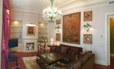 Photo for Luxury 1800's apt in the heart of Malaga