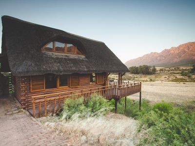 Photo for Mountain Cabin - Tulbagh