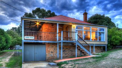 Denison Cottage Old Adaminaby