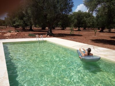 """Photo for """"Trulli Monte Madre"""" with Private Pool"""