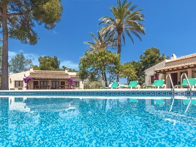 Photo for Charming bungalow in a private complex with pool and WIFI in Jave in Javea