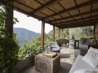 "Photo for In ""Casa Dei Fiori"" enjoy the peace, privacy, space and nature."