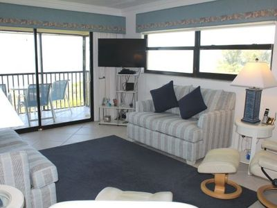 Photo for Ocean's Reach - Unit 4A4 - Directly Beachfront!