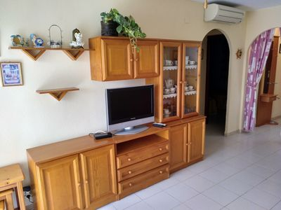 """Photo for """"RESIDENCIAL LA VOLTA"""" - Charming air-conditioned apartment, wifi, pool, parking"""