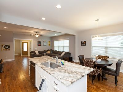Photo for Spacious Townhome in the Heart of North Nashville