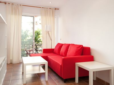 Photo for Lovely 2-Bedroom Flat in Barcelona