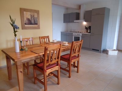 Photo for Holiday home evening sun - two exclusive apartments in a quiet secluded area