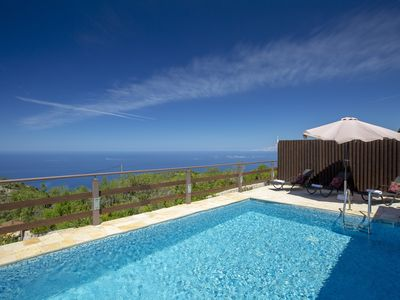 Photo for Family Villa Terina near The Island's Beautiful Beaches with private pool!