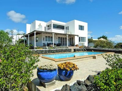 Photo for holiday home Casa Tesa, Mácher  in Lanzarote - 2 persons, 4 bedrooms
