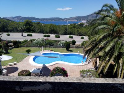 Photo for Spectacular Villa with private pool in Santa Ponça