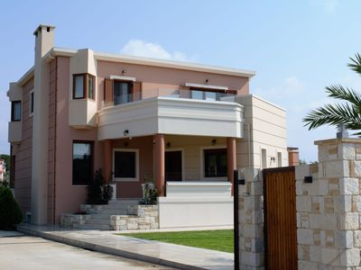 Photo for ARandAL villa in Galatas Chania Crete.