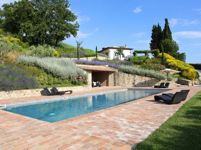 Photo for Stunning Luxury Hilltop Villa  - Wonderful Views