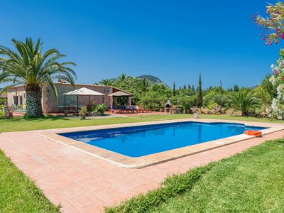 Photo for Quiet location with garden and pool - Villa Lucas