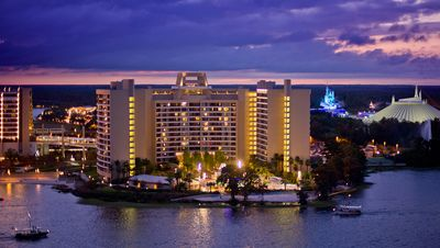 Fantastic Bay Lake Tower At Disneys Contemporary Resort Full Download Free Architecture Designs Scobabritishbridgeorg