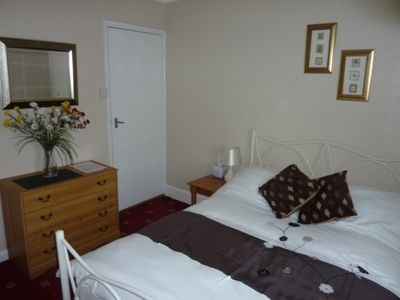 Photo for Quiet apartment with good views to the distant hills of Paignton.