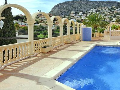 Photo for holiday home, Calpe  in Um Valencia - 4 persons, 2 bedrooms