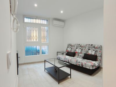 Photo for Wonderful 1 Bedroom apartment with A/C in Bellas Vistas BERBA