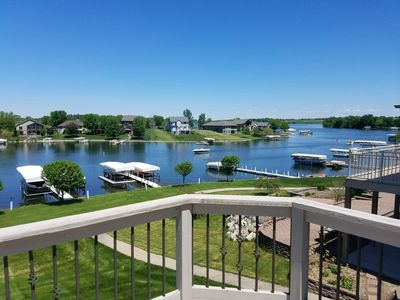 Photo for Quiet Lakefront Home/Close to Arnold's Park