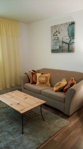 Photo for Cosy and clean place, close to metro and Downtown