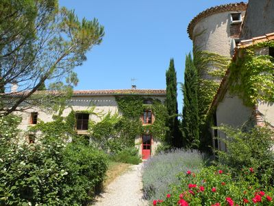 Photo for Romantic holiday house near Carcassonne