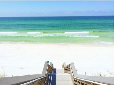 Photo for Short walk to the beach, Private Gulf Front Community! Beautifully Decorated!