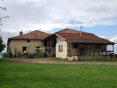 Photo for Holiday in the countryside at Gites Soulanserre
