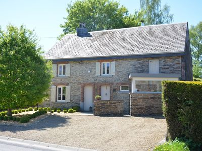 Photo for Character house full of charm and comfortable, in the heart of the Ardennes