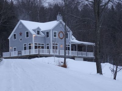 Photo for 7BR House Vacation Rental in Andover, Vermont
