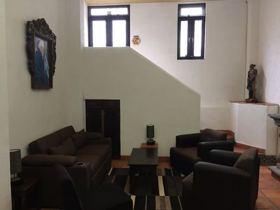"Photo for Pet friendly comfortable and cozy home near down town ""el centro"""