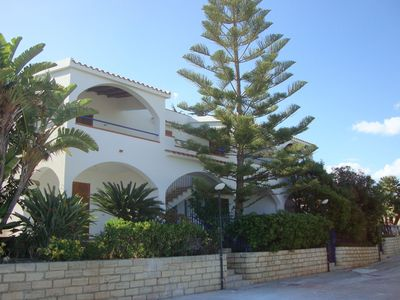 Photo for Holiday Home in Sciacca with Veranda, Terrace, BBQ, Storage