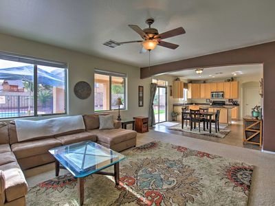 Photo for NEW! Phoenix Area Home w/ Private Pool & Patio!