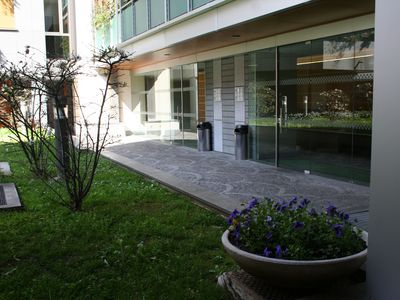 Photo for Modern and Cozy Milan Sempione / Citylife with large terrace