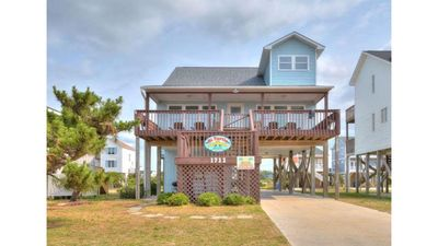 Photo for Beautiful, 2 Story,4 BR/3 BA, 2nd Row Home w/breathtaking OCEAN VIEWS-Sleeps 10