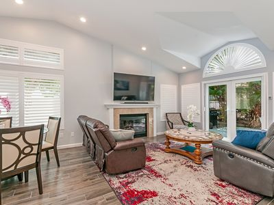 Photo for San Diego - Great Location!  Remodeled 3BD/2BA House, Garage, Pool & Jacuzzi.
