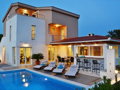 Photo for Villa Nadalina - brand new holiday house with pool